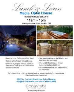 Media Open House BVP 2016 Spring
